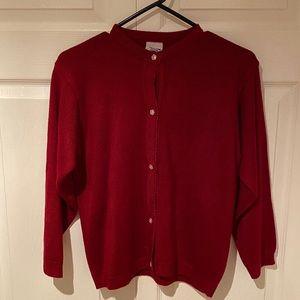 WKW Girls Sweater Cardigan